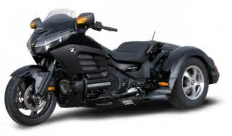Honda Trike Motorcycles Lehman Rolls Out Gold Wing F6b Trike Motorcycle News