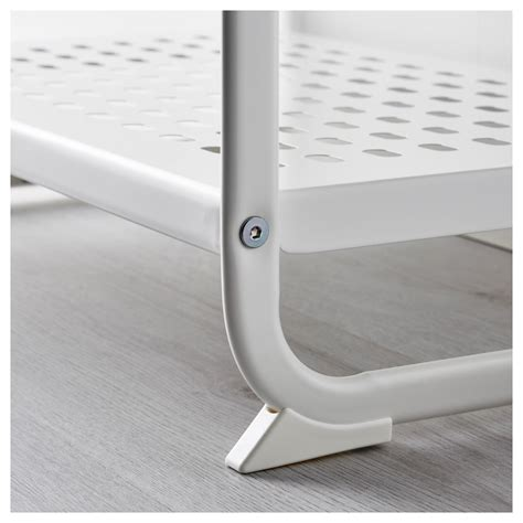 Mulig Ikea mulig shelving unit white 120x34x162 cm ikea