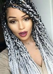black to grey ombre box braids hairstyles 35 awesome box braids hairstyles you simply must try