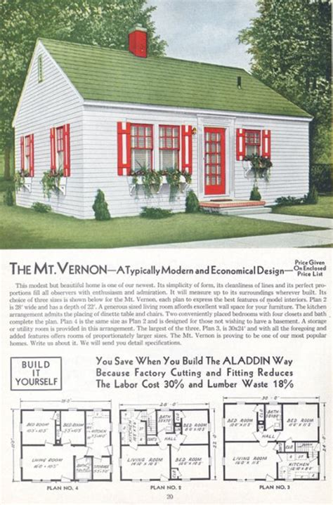 Cape Cod Style Homes Plans by 1940s Decorating Style Retro Renovation