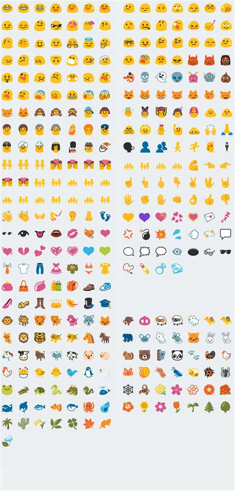 android new emojis android 6 0 1 marshmallow update for nexus devices rolls out brings new emojis and a security