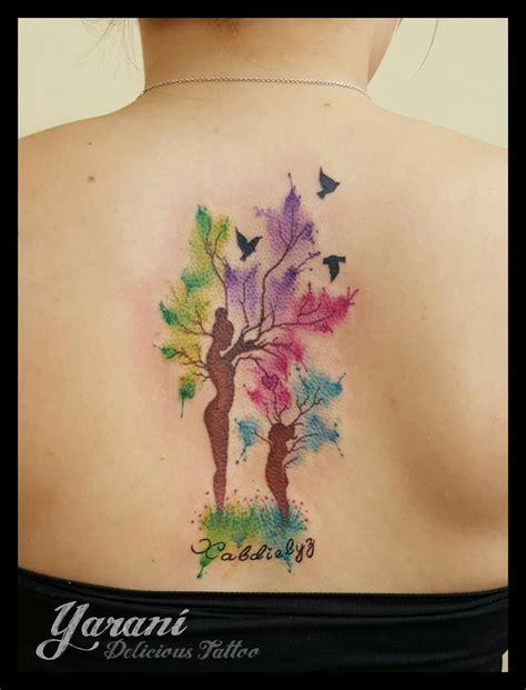 tatuaje tattoo madre e hija tatuajes en delicious