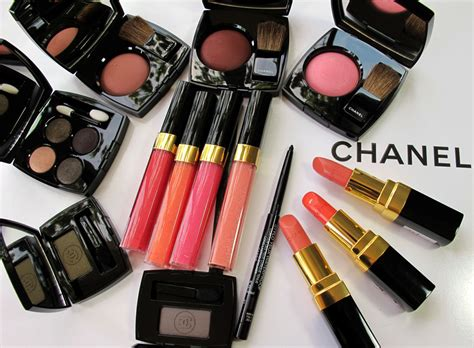 Makeup Chanel chanel les contrastes de chanel makeup collection for fall