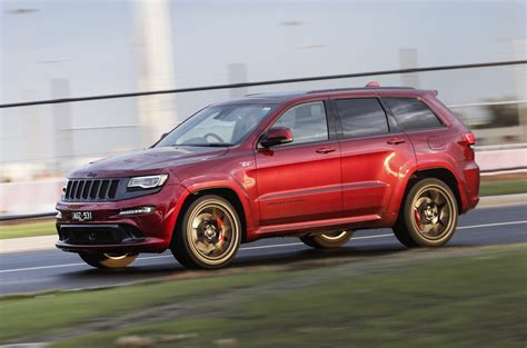 jeep srt 2016 jeep grand cherokee srt night review caradvice
