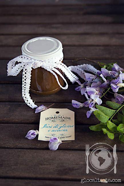 marmellata di fiori di acacia confetture insolite marmellata di fiori di acacia e