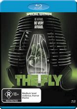 The Fly Bluray the fly australia