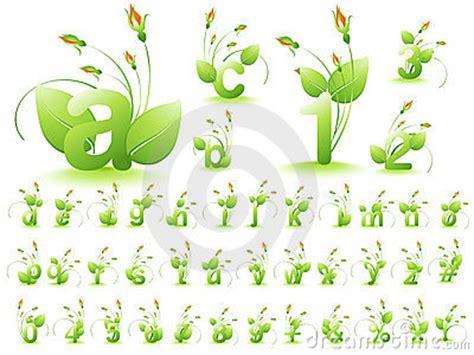 font design nature font design alphabet stock photo image 11893690