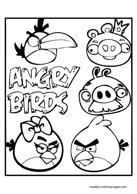 angry birds valentines day coloring pages angry birds coloring pages