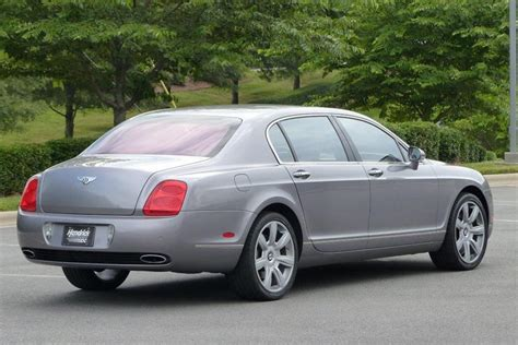 bentley coupe 4 door 2006 bentley continental flying spur 4 door sedan 177443