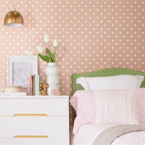 magnolia home wallpaper joanna gaines dots on dots wallpaper from magnolia home