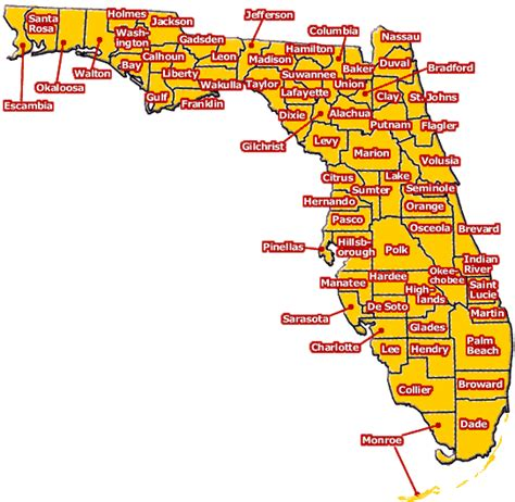 State Of Florida Property Records Walton County Property Appraiser