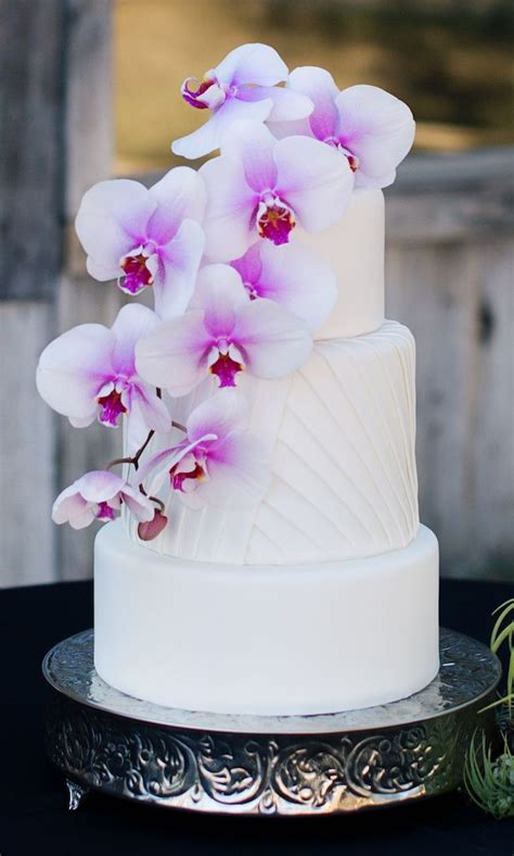 Hochzeitstorte Orchidee by 625 Best Orchid Wedding Images On