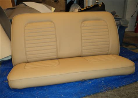 custom bench seating custom bench seats belmont seat cover auto upholstery antique