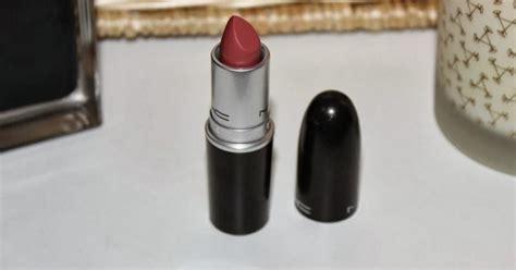 Mac Lipstick Brave Beige the sunday mac brave lipstick review