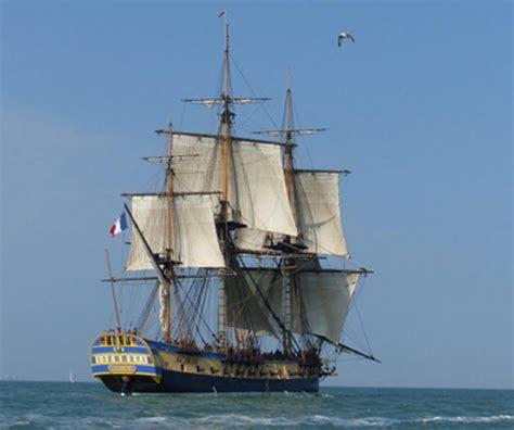 hermione bateau voyage la fr 233 gate de lafayette go 251 te 224 nouveau au grand large