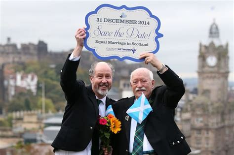 Marriage Records Scotland Same Marriage Hogmanay Date Set For Weddings In Scotland Daily Record