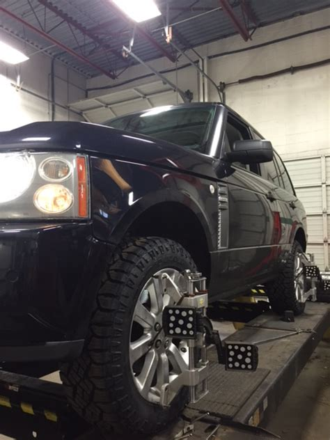 range rover  airbag actuator mod   lift  fit  good year duratrac tires
