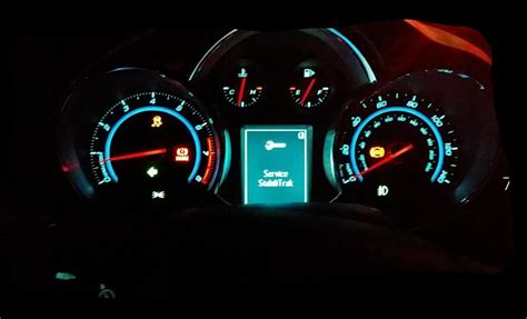 chevy cruze warning lights 2012 chevrolet cruze dashboard lights going 2 complaints