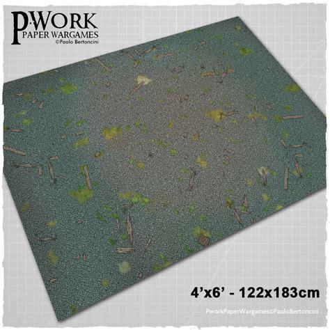 Wargaming Mats by Pwork Paper Wargames Wargame Mats Rpg Accessories Pdf