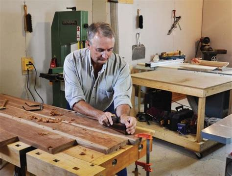 best woodworking cls flattening a bench top canadian woodworking magazine
