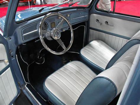 volkswagen beetle interior 1963 volkswagen beetle rag top 115176