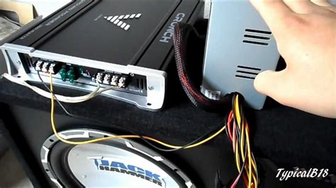 Connect Car Subwoofer In Home Part 1 How To Set Up Psu Car Subwoofer In Home