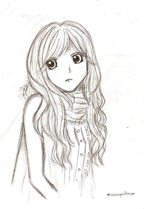 anime curly hair wavy hair by theautumnfairy on deviantart