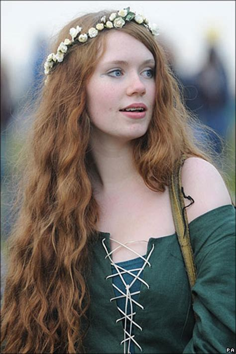 womens european hairstyles classify redhead girl from england