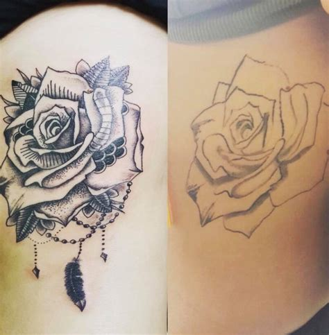 cover up roos tattoo tattooshop ink heaven