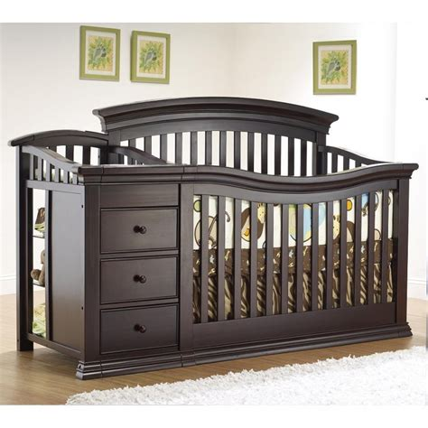 baby cribs with changing table baby cribs with changing table combo home design ideas