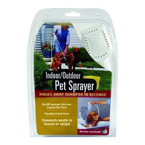 Rinse Ace Pet Shower by Rinse Ace Indoor Outdoor Sprayer Products Gregrobert