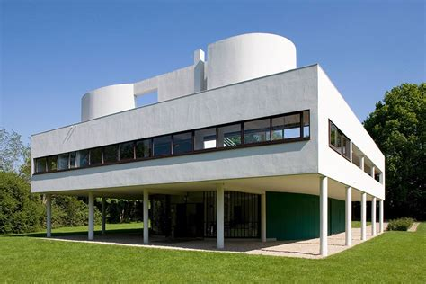le corbusier s most significant projects photos