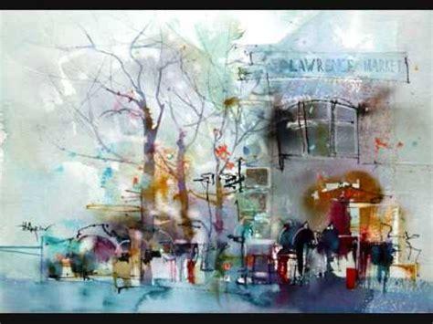 herry arifin watercolour paintings trailer luz y sombra en acuarela m2t doovi