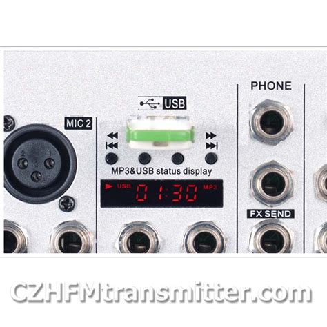 Mixer Yamaha Cina mg4s usb canale mixer 4 sound mixer fmuser all