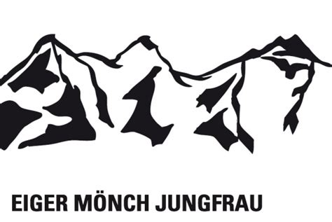 Autoaufkleber ötztal by Eiger M 246 Nch Jungfrau Mountain On The Road Bergaufkleber