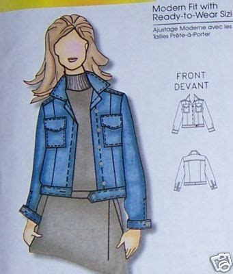 pattern for blue jean jacket 22 best blue and white images on pinterest blue and