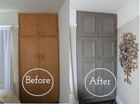 Closet Door Makeover How Fantastic A By Killilea