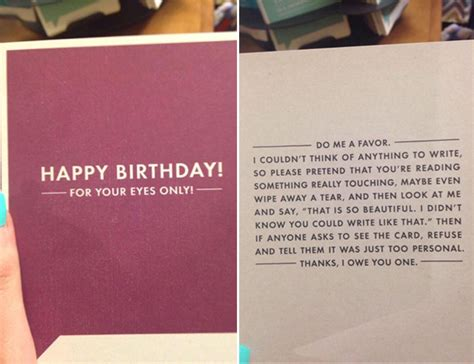 What To Put On A Birthday Card 20 Funny Birthday Cards That Are Perfect For Friends Who