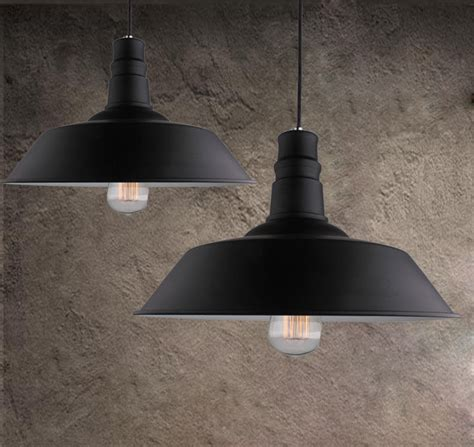 industrial vintage light retro pendant l shades factory