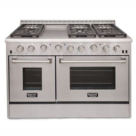 Oven Gas lg electronics 6 9 cu ft oven gas range with probake convection oven in stainless steel