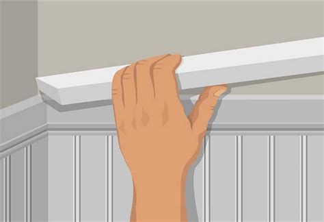 how to finish wainscoting corners installing beaded board wainscoting