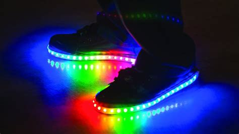 new light up shoes new light up shoes youtube