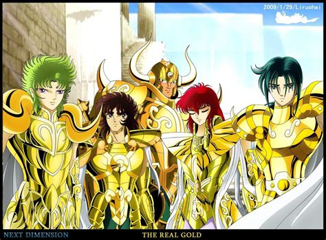 next dimension seiya next dimension es oro the lost canvas es