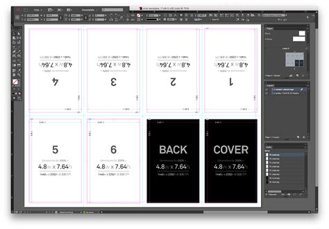 Zine Layout Indesign | category 187 tip 171 umami design studio