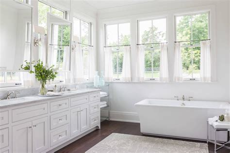 curtains for bathroom window ideas tips ideas for choosing bathroom window curtains with