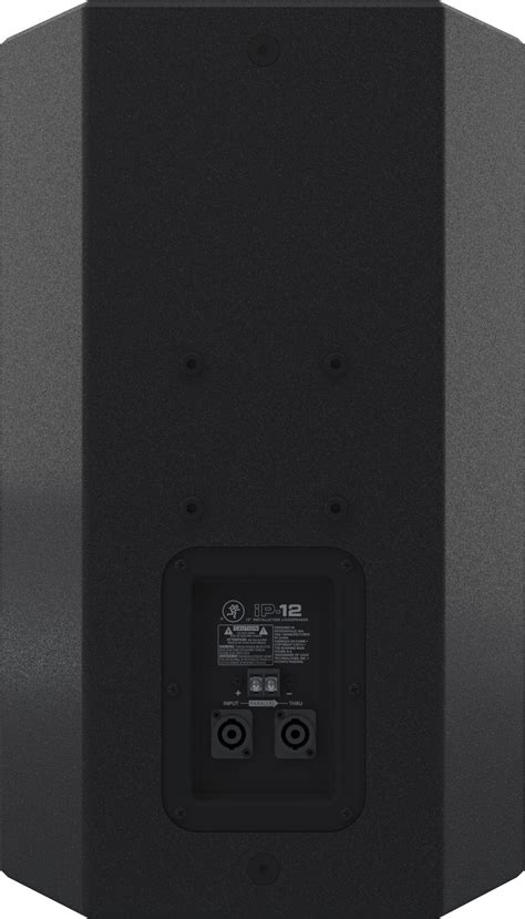 Speaker Pasif Bose speaker pasif mackie ip 12