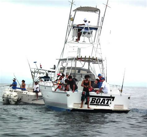 fishing boat for sale costa rica t boat fishing boat papagayo sport fishing