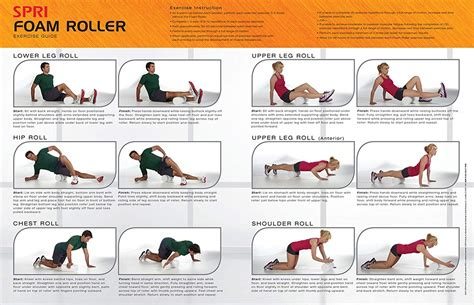 Gallery Printable Stretching Guide With Pictures