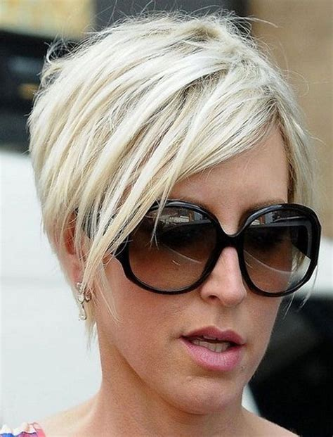 hairstyles with glasses photos short hairstyles for fine hair and glasses photos new