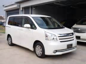 Japan Used Cars For Sale Noah 2007 Toyota Noah X L Selection For Sale Japanese Used